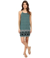 Hurley Isadora Woven Dress Rio Teal Women's Dress Olive