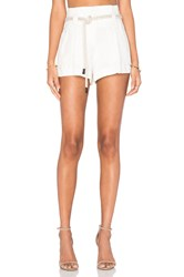 L'agence Edie Short Ivory