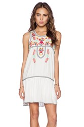 Lovers Friends I Heart Babydoll Dress White
