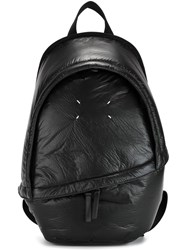 Maison Martin Margiela Maison Margiela Padded Backpack Black