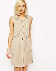 Vero Moda Short Shirt Dress Silvermink