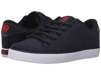 Circa Lopez 50 Dress Blues Red Men's Skate Shoes