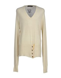 Andrew Mackenzie Knitwear Jumpers Men Ivory