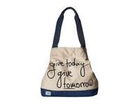 Toms Give Today Tote Natural Tote Handbags Beige