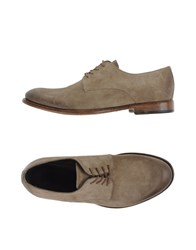 N.D.C. Made By Hand Footwear Lace Up Shoes Men Brown
