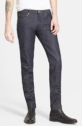A.P.C. Men's 'Petit Standard' Slim Fit Selvedge Jeans
