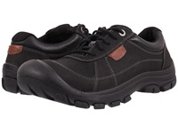 Keen Piedmont Lace Black Men's Lace Up Casual Shoes