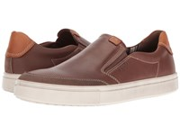 Ecco Kyle Slip On Cocoa Brown Cocoa Brown Men's Slip On Shoes Bronze