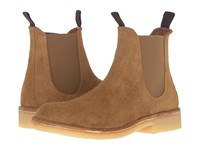 Rag And Bone Military Chelsea Boot Tan Suede