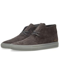Common Projects Chukka Suede Grey