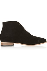 Dieppa Restrepo Tiber Suede Ankle Boots