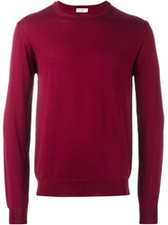 Editions M.R Crew Neck Pullover Red