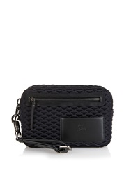 Christian Louboutin Aliosha Quilted Neoprene Pouch