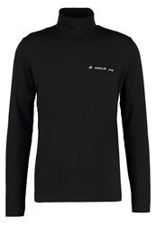 Cheap Monday Supervise Long Sleeved Top Black