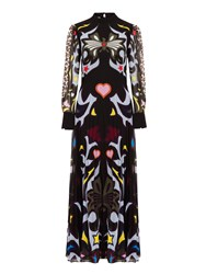 Mary Katrantzou Mizargown Black