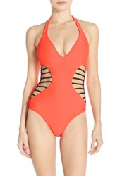 Women's Pilyq 'Selene' Cutout One Piece Swimsuit
