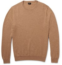 J.Crew Cashmere Sweater Brown