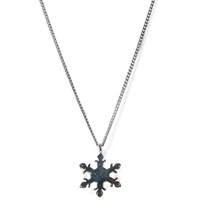 A.P.C. Snowflake Necklace