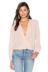 Heartloom Olivia Top Blush