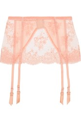Mimi Holliday By Damaris Every Yours Lace Suspender Belt Neutral