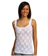 Hanky Panky Signature Lace Unlined Cami White Women's Underwear