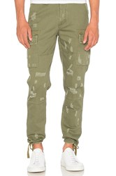 I Love Ugly Cargo Pant Army