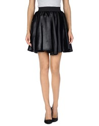 Ax Paris Ax Paris Skirts Mini Skirts Women Black