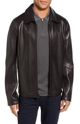 Vince Camuto Men's Leather Jacket