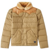 Penfield Rockwool Down Jacket Brown
