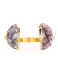 Dara Ettinger Juniper Crystal Bangle Bracelet