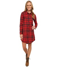 Kavu Jurnee Red Women's Dress