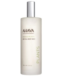 Ahava Dry Oil Body Mist 3.4 Oz