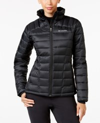 Columbia Pacific Thermal Coil Puffer Jacket Black