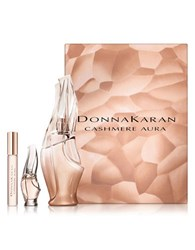 Donna Karan Cashmere Aura Holiday Set A 150.00 Value No Color