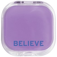 Knock Knock Believe Compact Mirror