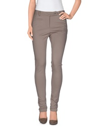 Germano Zama Casual Pants Dove Grey