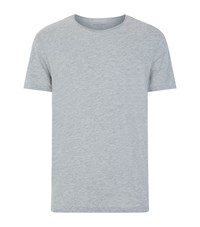 Allsaints Galaxy Crew T Shirt Male Blue