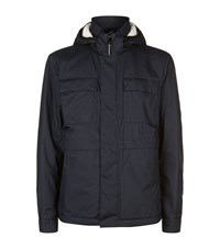 Paul And Shark Typhoon Tech Jacket Male Black