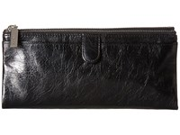 Hobo Taylor Black Vintage Leather Wallet Handbags