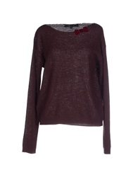 La Fee Maraboutee Sweaters Deep Purple