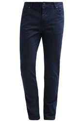 Kiomi Slim Fit Jeans Navy Dark Blue