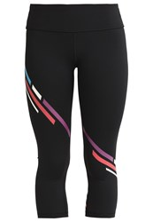 Gap Tights Black Multi