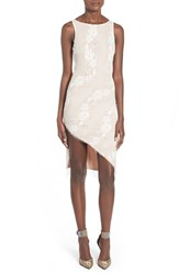 Women's 4Si3nna Lace Body Con Dress Ivory