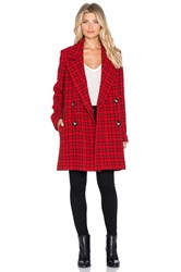 Essentiel Kishanfla Coat Red