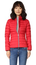Perfect Moment Mini Duvet Ii Ski Jacket Red