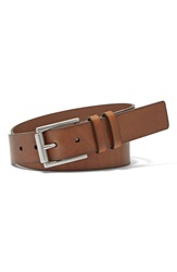 Fossil 'Venice' Leather Belt Tan