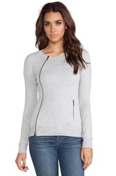 Bailey 44 Corner Kick Cardigan Gray