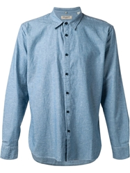 Levi's Made And Crafted Slim Fit Button Up Shirt