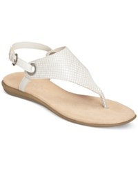 Aerosoles Conchlusion T Strap Slingback Thong Sandals Women's Shoes