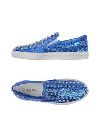 Gienchi Footwear Low Tops And Trainers Men Blue